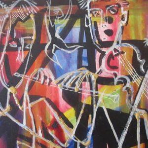 Arthur Zaidenberg – Untitled, c.1950