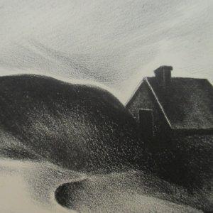 Victoria Ebbles Huntley – Nantucket Beach, 1930