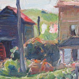 John Folinsbee – Backyard Lot